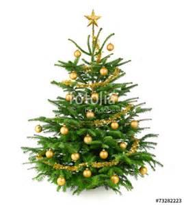 quot sch 246 ner gold geschm 252 ckter weihnachtsbaum quot stockfotos und