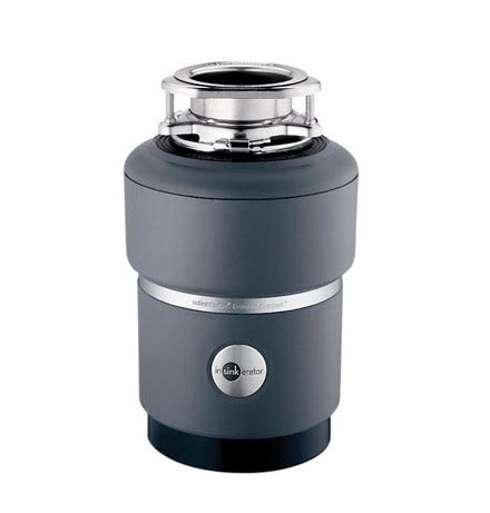 Compact Garbage Disposal Sink by In Sink Erator Evolution Compact Garbage Disposal 3 4hp