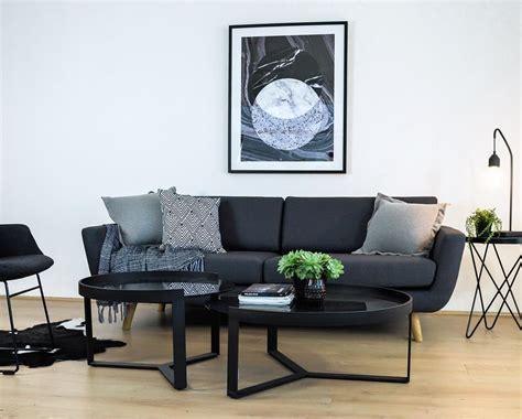 Sofa Minimalis Unik 25 dekorasi dinding ruang tamu minimalis cantik kreatif