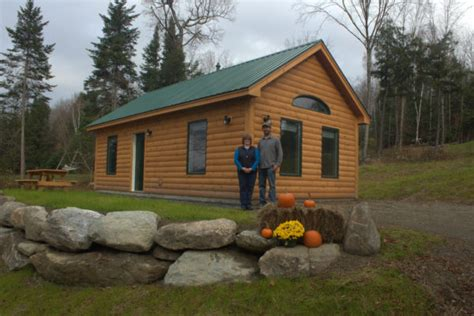 Pet Friendly Cabins In Vermont by Serene Country Cabins Stowe Vermont Area Cabin Rentals