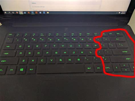Keyboard Komputer Razer razer blade 14 2014 keyboard razer insider forum