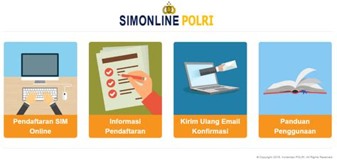 cara membuat sim honda 7 cara mudah membuat sim secara online berita info tips
