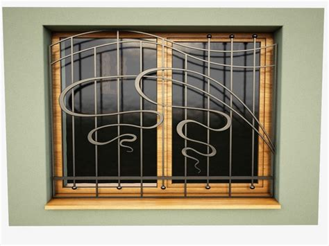 Curtains For Bow Windows burglar bars for windows protect your home from intrusions