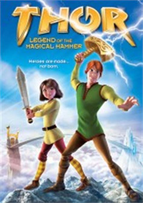 Film Thor Legend Of The Magical Hammer | thor legend of the magical hammer dvd review