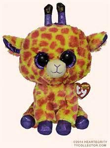 darci medium ty beanie boo giraffe