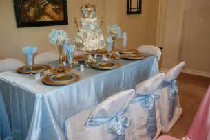 royal prince baby shower ideas