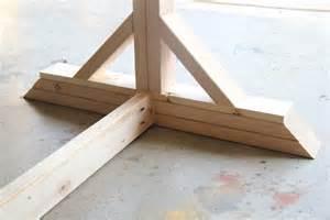 pdf diy build outdoor table diy wood lathe step