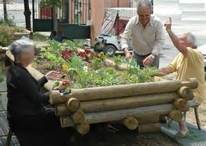 jardiniere bois sur 233 lev 233 e un potager pour vos plantations