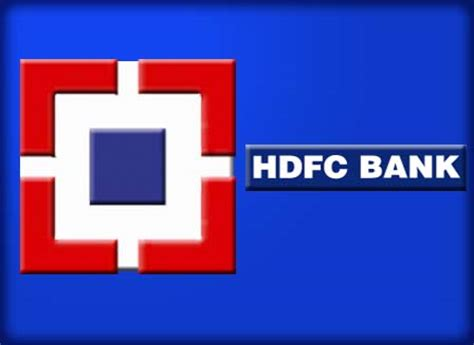 of hdfc bank as hdfc shares rise it has become india s 2nd highest