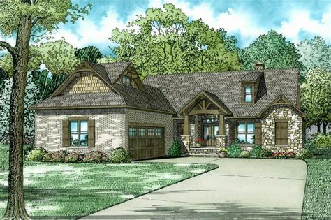 arts and crafts home plans arts and crafts house plan 153 2036 3 bedrm 2091 sq ft home plan
