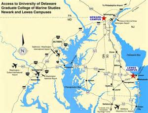 us map of delaware maps and directions