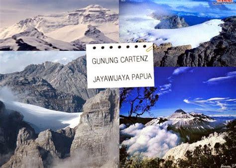 Kaos Pendaki Cartenz 2 gambar inspirasi fotografer 9 berpetualang keliling indonesia cartenz papua gambar gunung di