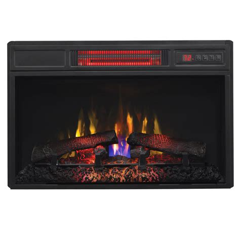 classicflame 26 in spectrafire infrared electric fireplace