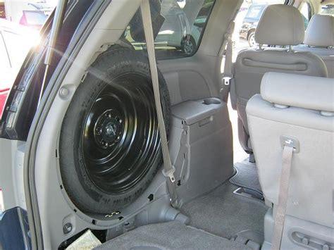 honda civic spare tire location honda get free image