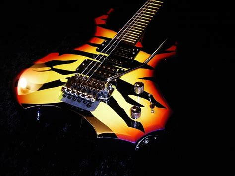 Animal Guitar 10 images about cool animal print guitars on