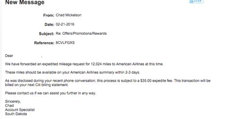 Visa Expedite Letter Sle Citi Will Now Expedite American Airline For A 35 Fee Doctor Of Credit