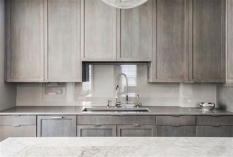 Gray Stained Kitchen Cabinets by 17 Best Ideas About Gray Stained Cabinets On