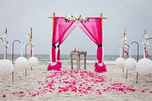 beach wedding venues