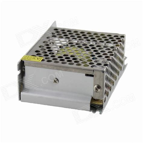 Ac 6400 Silver Grey s 60w 12 ac 110 220v to dc 12v 5a 60w switching power supply grey silver free shipping