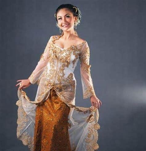 Kebaya Payet Berlian by Baju Pengantin Muslim Dan Model Kebaya Pengantin Modern