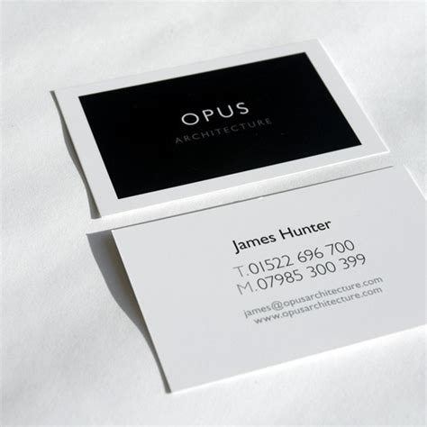 architects business cards 40 architects business cards for delivering your message the creative way freshome