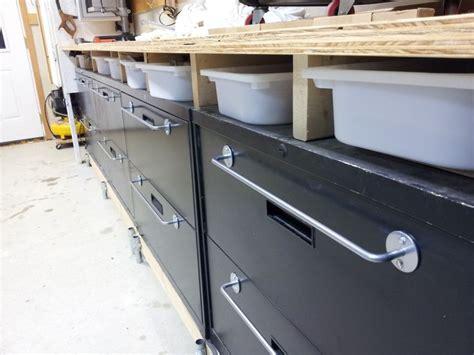 File Cabinet Garage Storage by Pin By Steve Osborne On Workshop