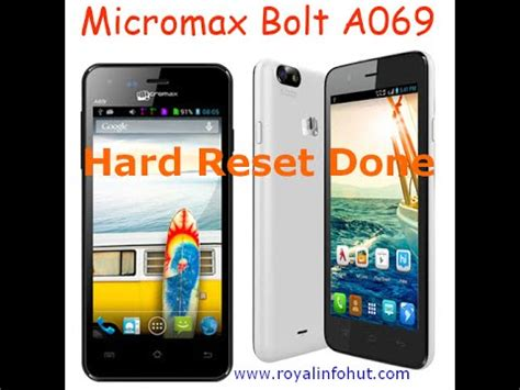 micromax a28 pattern unlock youtube how to hard reset micromax a069 bypass pattern lock