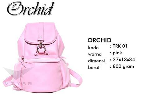 Tas Murah Wanita Tas Ransel Sekolah 008b koleksi tas ransel kecil anak model terbaru viyar orchid