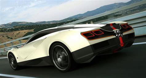 future pagani a supercar design study for a 4 seater pagani