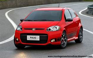 Fiat Palio Abarth Montagens Automotivas Novo Palio Abarth