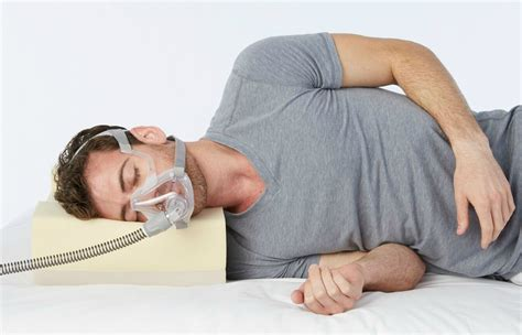 Cpap Side Sleeper by Introducing The Ultimate Pillow Created For Cpap Patients
