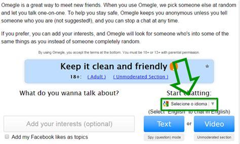 unmoderated section chat omegle brasil com brasileiros webcam brasil