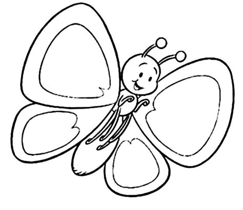 Butterfly Coloring Pages For Toddlers by Pin By Ronda Lennon On Preschool