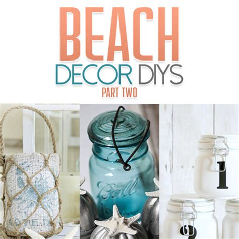Ikea Small Bedroom beach decor diy projects part two the cottage market