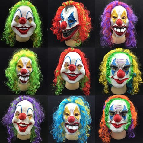 get cheap joker clown mask aliexpress