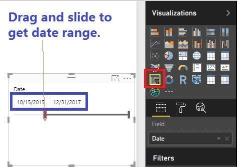 filter sharepoint list using date range microsoft power