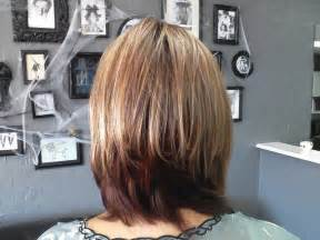 pictures of stacked bob haircut back view stacked bob haircut back view
