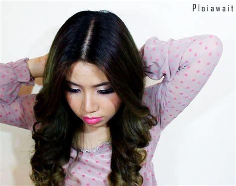 Mini Hair Dryer Lesasha bloggang ploiawait howto ลอนผมไล ระด บ by le