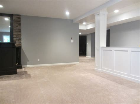 paint colors for basements basement renovation contemporary basement vancouver