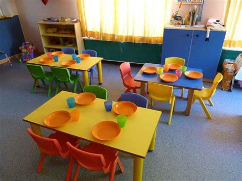 escuela de educacion infantil los gorriones comedor