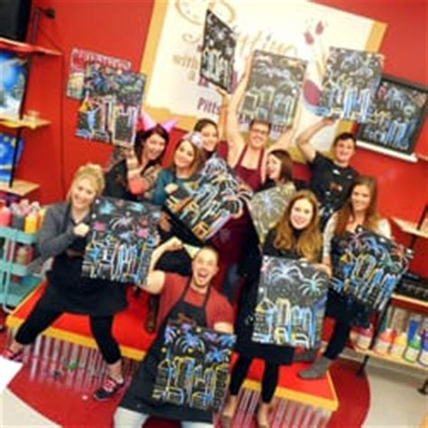 paint with a twist robinson painting with a twist event planning
