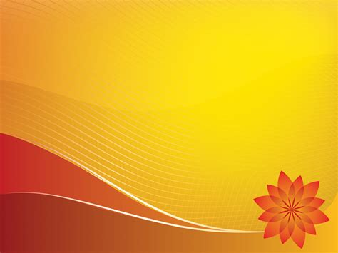 Orange Sun Design Powerpoint Templates Holidays Orange Red Yellow Free Ppt Backgrounds Powerpoint Background Templates