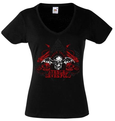 Tshirt Avenged Sevenfold Logo 01 From Ordinal Apparel 1000 images about avenged sevenfold stuff on