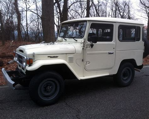 1980 Toyota Land Cruiser For Sale Diesel Land Cruiser For Sale 1980 Lhd Bj40 Toyota Land