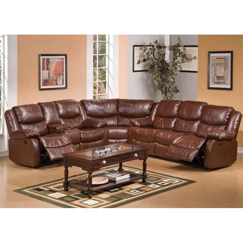 Power Sectional Sofa Fullerton Power Reclining Sectional Sofa
