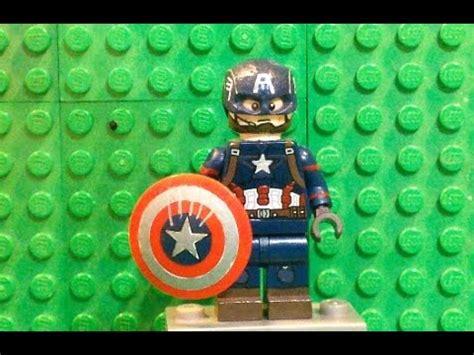 tutorial lego avengers lego captain america tutorial the avengers doovi
