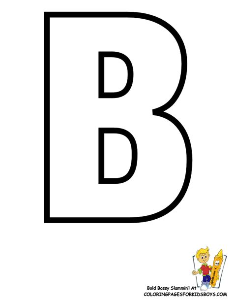 classic alphabet printables learning letters free abc stencils
