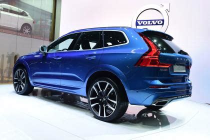 new volvo xc60 suv: prices, specs, pictures and video