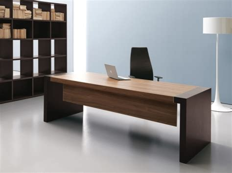 bureau direction design bureau de direction en bois prestige