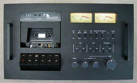 nakamichi 600 cassette deck cassette decks cassette players cassette recorders